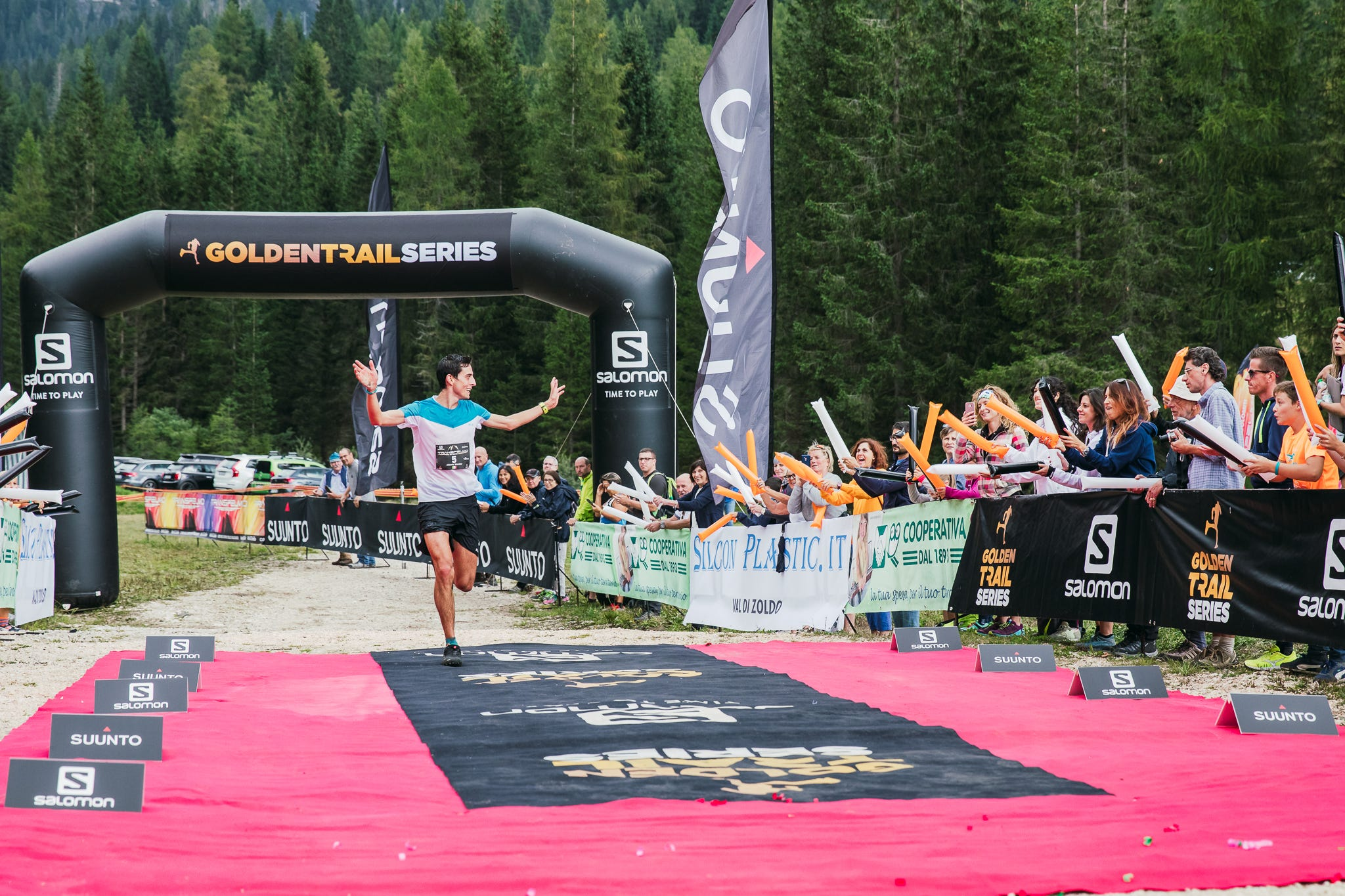 Salomon Team Italia 2020: protagonisti delle Golden Trail