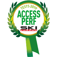 Ski chrono access perf