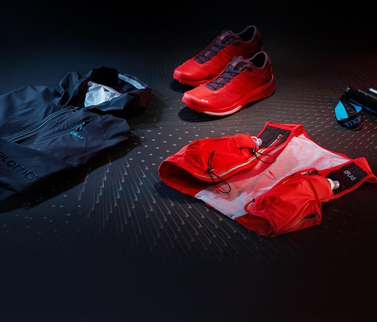 89da190a0cac SALOMON   Running shoes and clothing