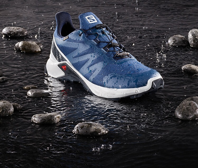 Discover The Latest Salomon Mens Sneakers Collections On The