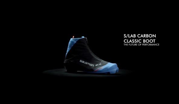 FW19 S/Lab Carbon Classic Boot
