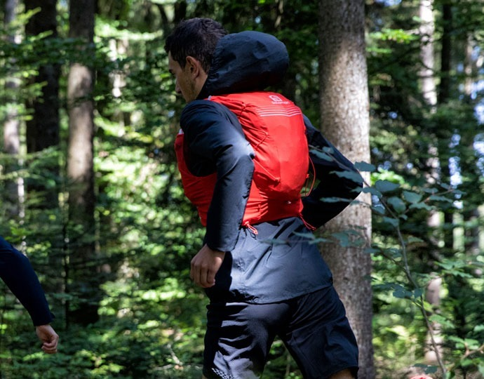 How to prepare your trail running pack?