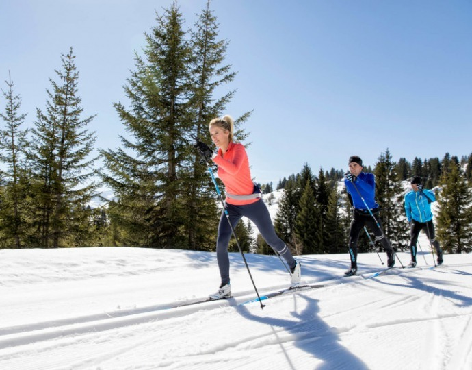 How to choose classic cross-country skis?
