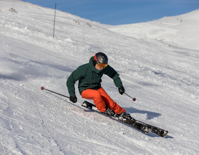 How to choose your on-piste skis?