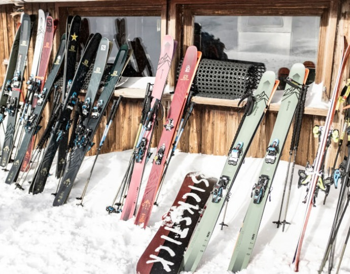 How to choose the right type of skis