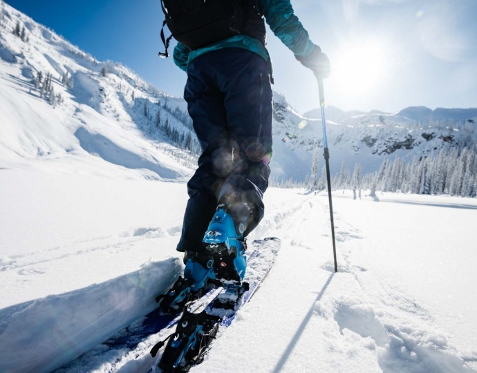 How to choose your touring skis?