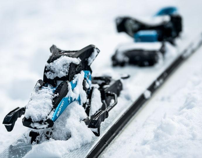 How to choose ski bindings?