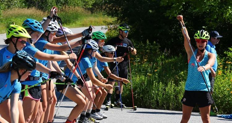 Athlete Diary: Nordic Team member Jessie Diggins