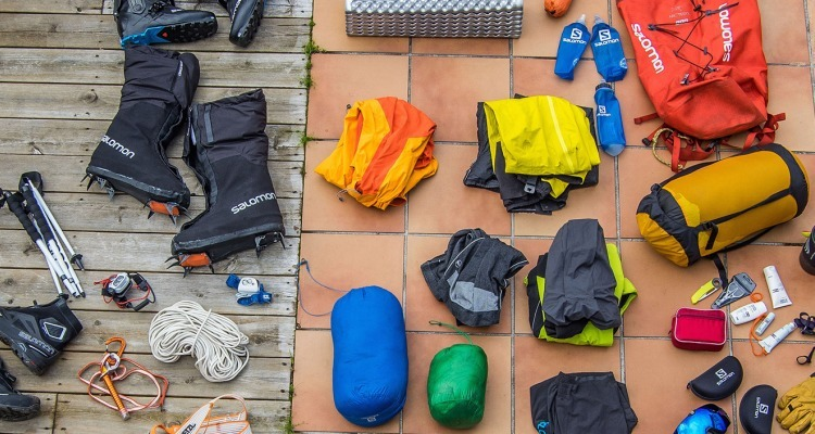 Gear Fit for Everest