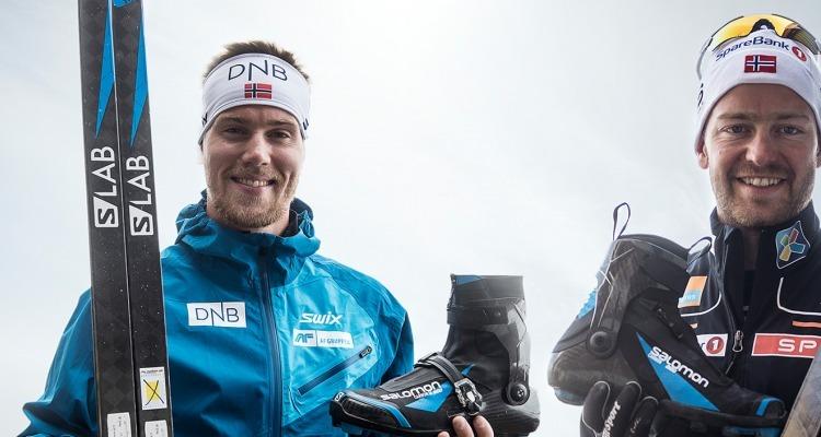 Two Norwegians join Salomon Nordic Team
