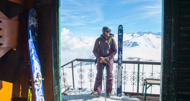 My Ski story: Cody Townsend
