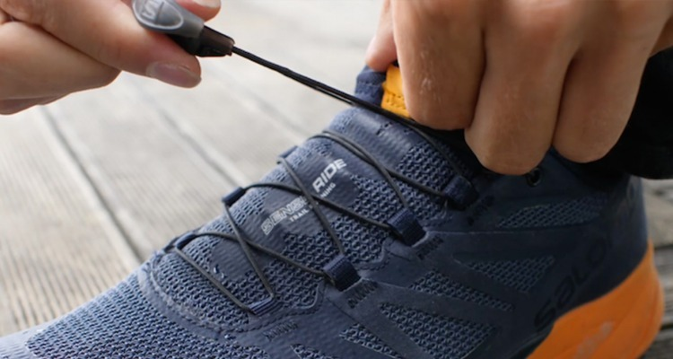 How to Use the Salomon Quicklace System