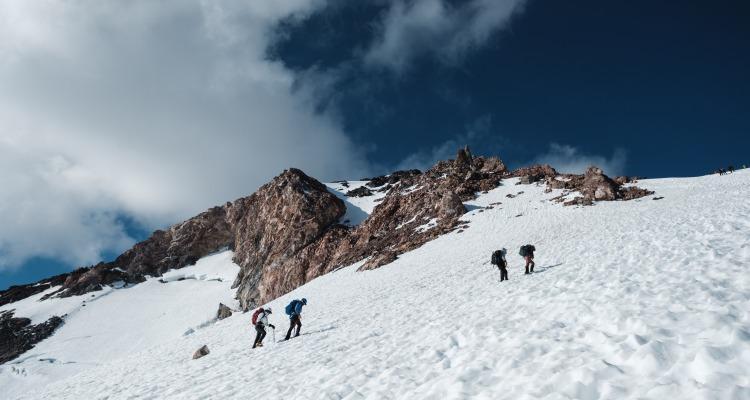 Ski Guide Life: A Summer on Mt. Shasta