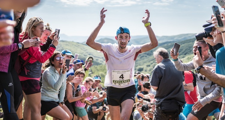 Kilian Jornet Wins in Zegama Again