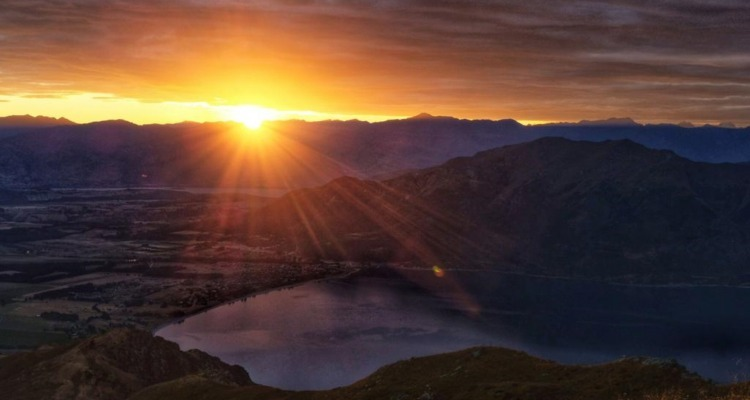 Thru hiking New Zealand: How to train for a thru-hike