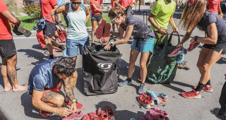 Plogga, the greenest way to run