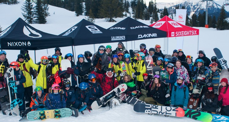 Avalanche safety training for young freeriders