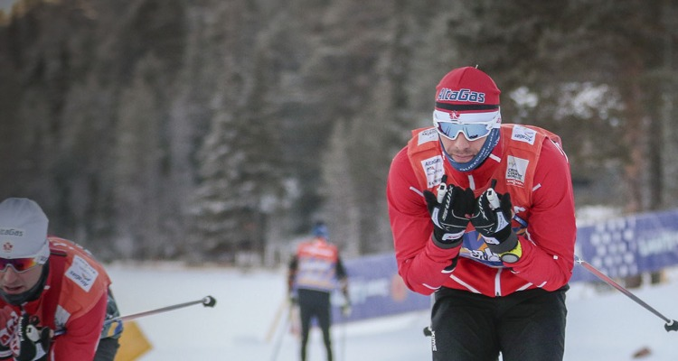 Live Interview with Nordic Skier Alex Harvey