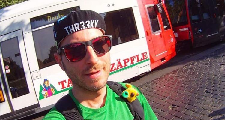 Run Commuting…German style