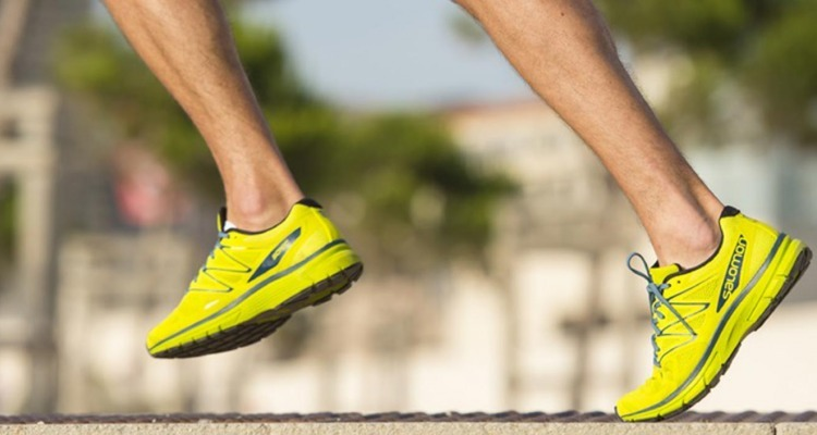 Helping Running Injuries with Vibe