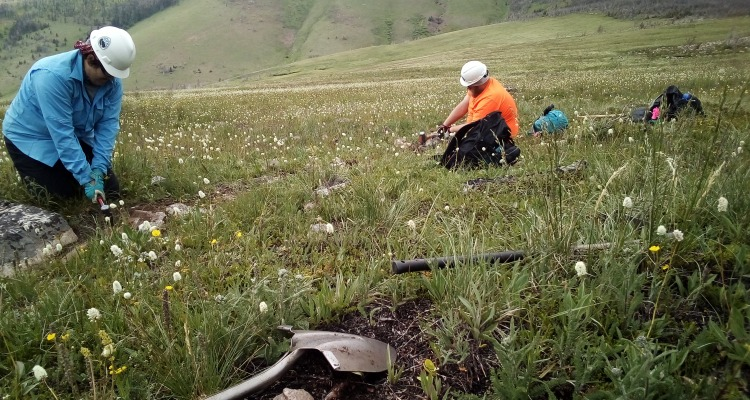 Stewardship on America's Continental Divide Trail