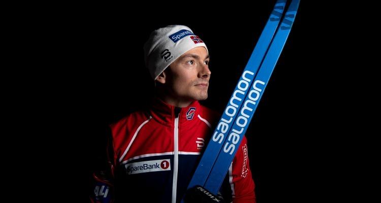 Finn Hågen Krogh joins Salomon