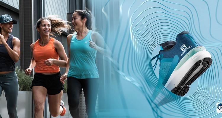 Salomon ist offizieller Laufschuhpartner vom Wings for Life World Run 2020