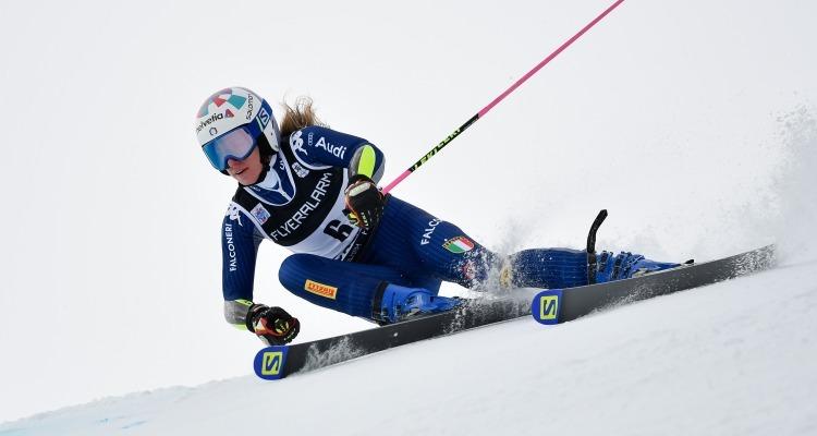 Discover Marta Bassino, Salomon Alpine Racing athlete