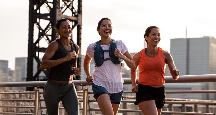 Salomon's Women Workout