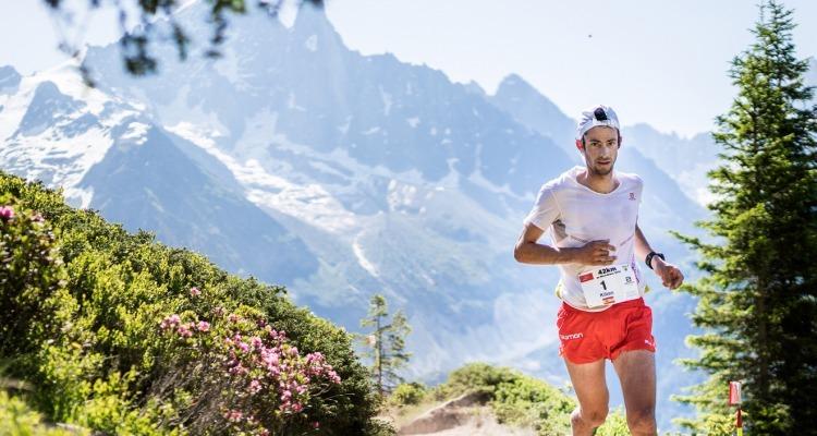 Kilian Jornet Wins 2018 Marathon du Mont Blanc