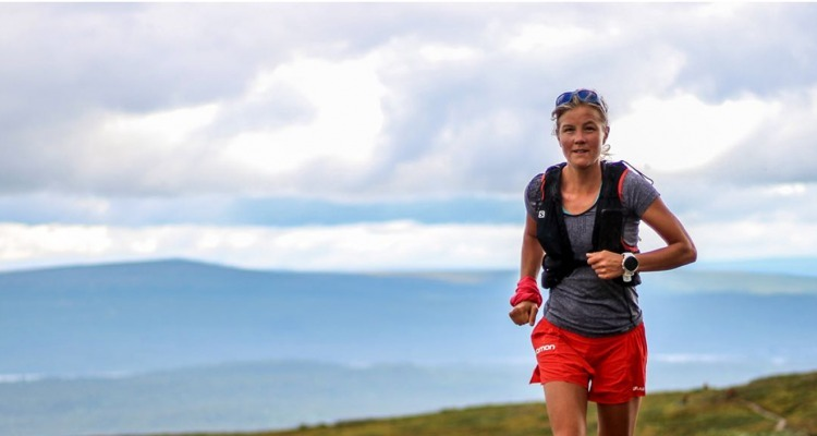 Emelie Forsberg sets new FKT of Sweden's Kungsleden Trail