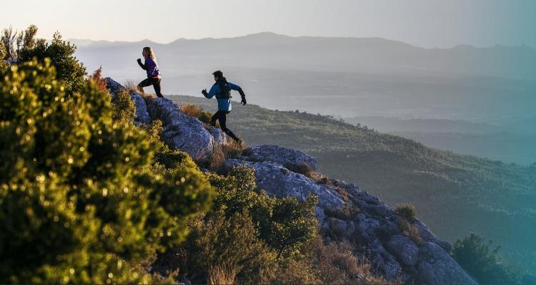 How do you run uphill?