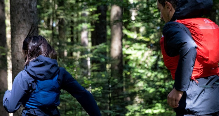 How to prepare your trail running pack