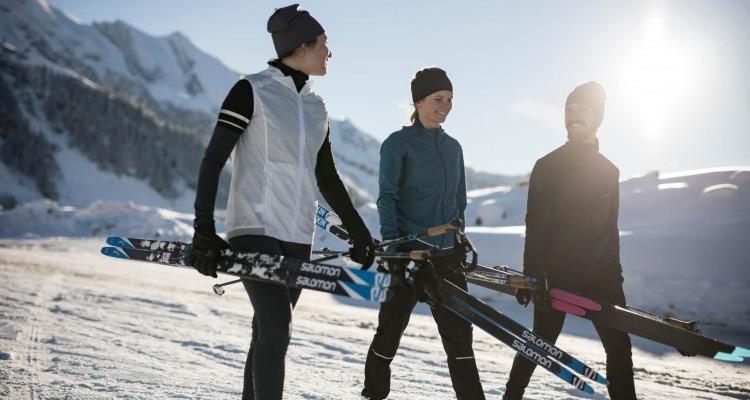 Skilanglauf: Classic vs. Skating
