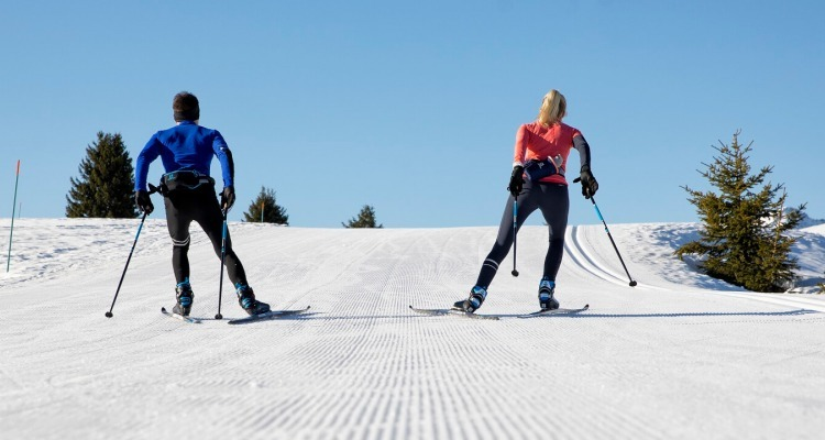 Cross-country skiing: how to choose skate skis