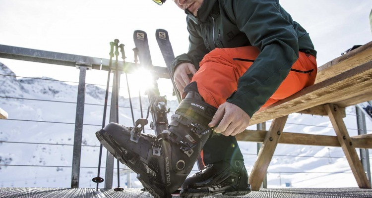 How to choose ski boots