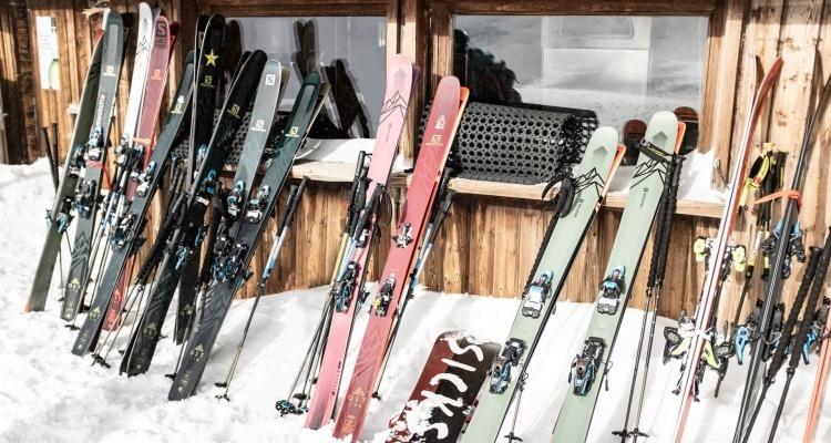 ¿Cómo escoger el tipo de esquís adecuado?