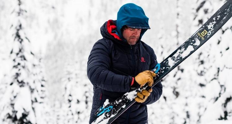 How to use ski touring bindings