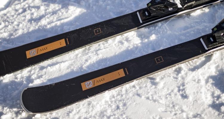 ¿Qué son el camber y el rocker de unos esquís?