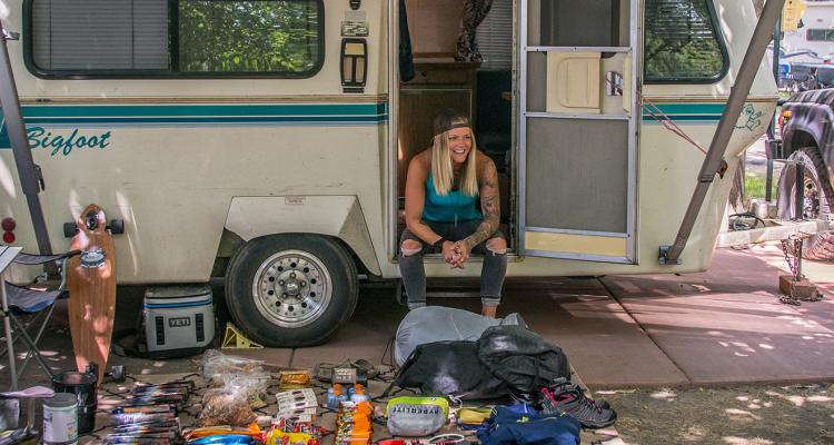Athlete Diary: Thru-Hike of the Sierras
