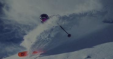 SALOMON AEROMAX S 170 skis, bindings, poles and ski bag