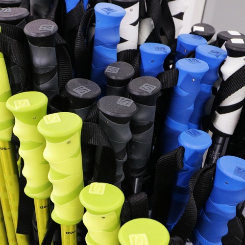<span>More Sustainable Ski Pole Packaging</span>