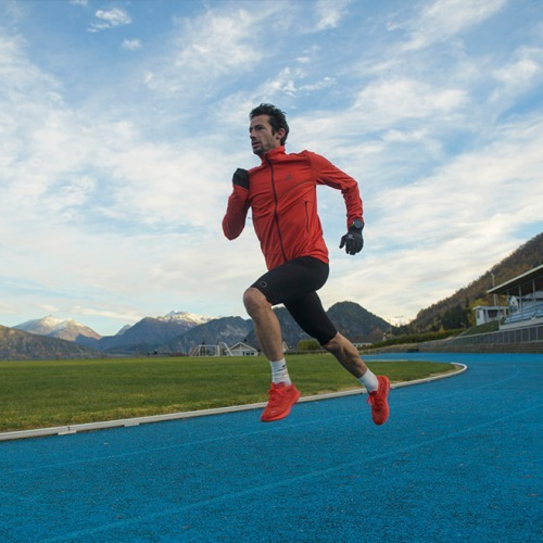 <span>Kilian sets his sights on 24-hour running challenge</span>