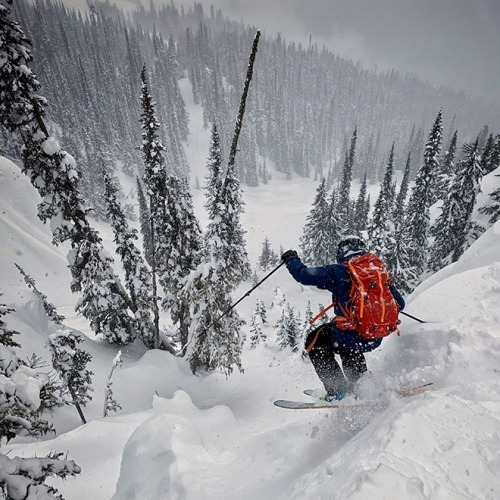 <span>How-To start Backcountry Skiing</span>