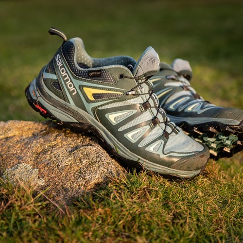 <span>Salomon's Footwear Range now PFC- and PFC EC-free</span>