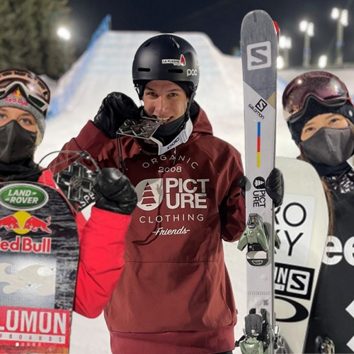 <span>Salomon athletes spin to win at Aspen X Games 2021</span>
