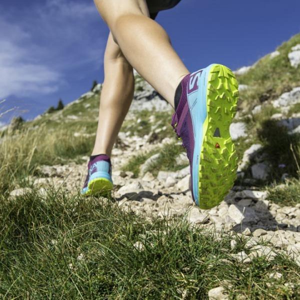 comparativa zapatillas salomon trail 50