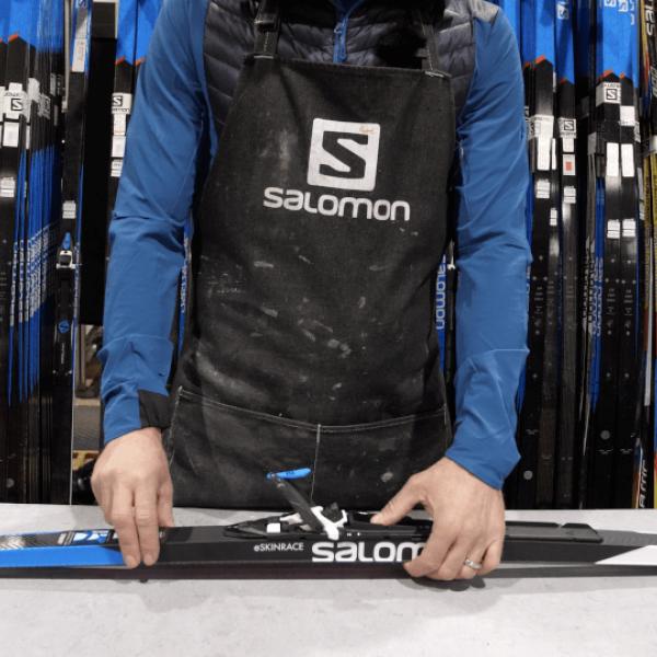 How To Adjust Your Cross-country Ski Bindings
